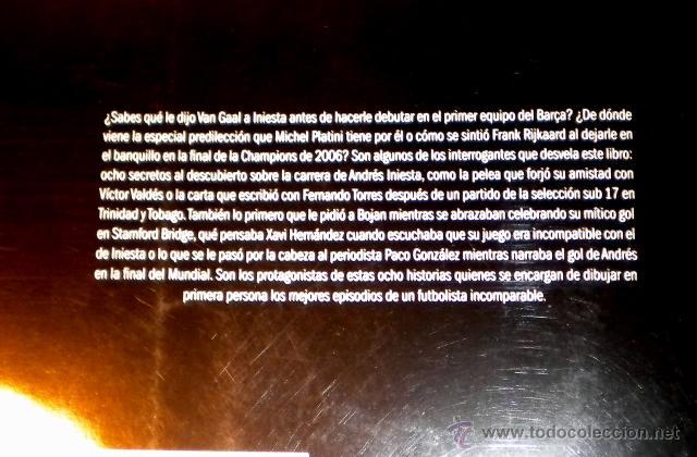 Coleccionismo deportivo: Andres Iniesta 8 grandes historias - Foto 9 - 44269274