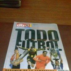 Coleccionismo deportivo: REVISTA DON BALON TODO FUTBOL 2003-2004. Lote 40865097