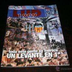 Coleccionismo deportivo: PROGRAMA FÚTBOL LEVANTE - VALENCIA TEMPORADA 06-07. Lote 41251333