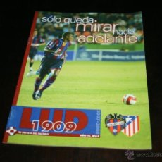 Collectionnisme sportif: PROGRAMA FÚTBOL LEVANTE - AT. MADRID TEMPORADA 07-08. Lote 41251420