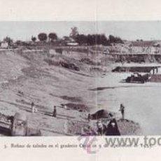 Coleccionismo deportivo: REAL MADRID: CONSTRUCCIÓN DEL ESTADIO SANTIAGO BERNABEU. HUARTE Y CIA. S.L.. Lote 49559380