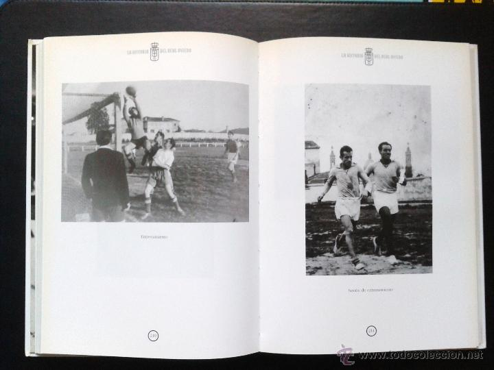 Coleccionismo deportivo: EL REAL OVIEDO SU HISTORIA DE JOSE LUIS GARCIA ORDOÑEZ. - Foto 4 - 42247685