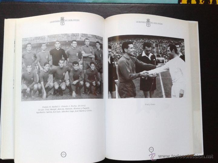 Coleccionismo deportivo: EL REAL OVIEDO SU HISTORIA DE JOSE LUIS GARCIA ORDOÑEZ. - Foto 5 - 42247685