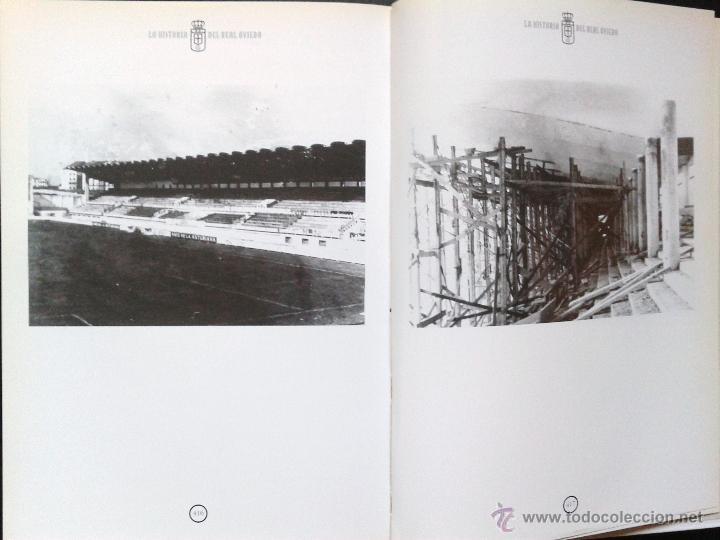 Coleccionismo deportivo: EL REAL OVIEDO SU HISTORIA DE JOSE LUIS GARCIA ORDOÑEZ. - Foto 6 - 42247685