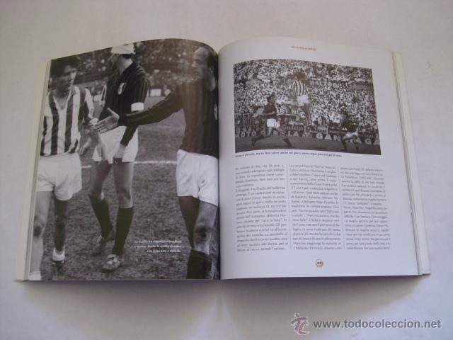 Coleccionismo deportivo: LIBRO IMPORTADO - OMAR SIVORI , LA LEGGENDA DEL CABEZON - PUBLICADO LA GAZZETTA DELLO SPORT - Foto 4 - 195434937