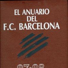 EL ANUARIO DEL F.C. BARCELONA 97-98 (DICUR, TAPA DURA)