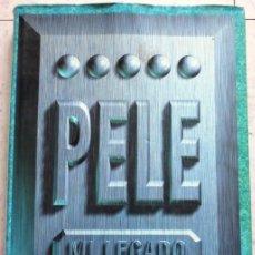 Coleccionismo deportivo: VINTAGE LIBRO DE PELE. Lote 43996508