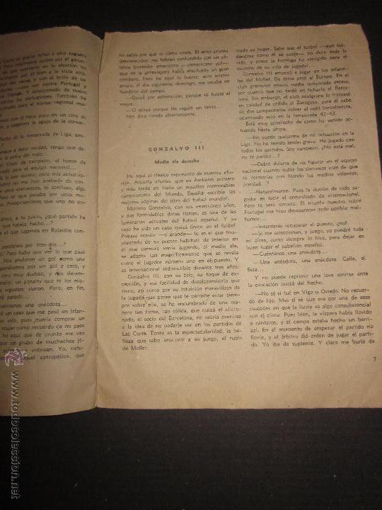 Coleccionismo deportivo: BIOGRAFIAS DE LOS JUGADORES DEL C.F.BARCELONA- CAMPEON CAMPEONATO NACIONAL DE LIGA 1947-48-ED. ALAS - Foto 3 - 44378351