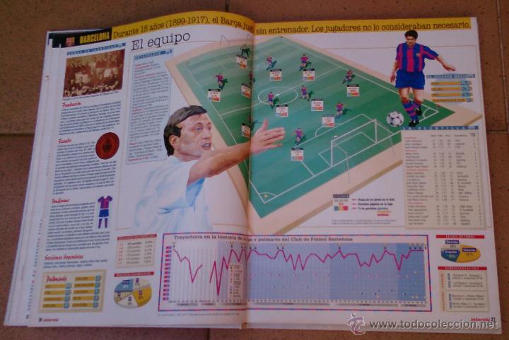 Coleccionismo deportivo: Historia de los Clubes de primera división 94-95 - Foto 2 - 44829301