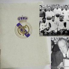 Coleccionismo deportivo: 5000 GOLES BLANCOS - REAL MADRID - NO SÓLO FÚTBOL - HISTORIA DEPORTE FOTOS JUGADORES BERNABÉU LIBRO. Lote 161335966