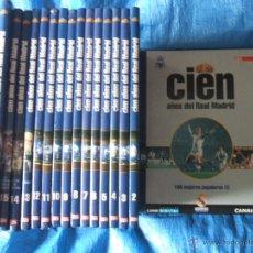 Coleccionismo deportivo - Cien Años Del Real Madrid - 16 Tomos Completa - Diario As 2001 - 111687130