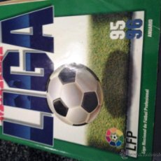 Coleccionismo deportivo: GUIA MARCA DE LA LIGA 95-96 1995-1996. Lote 46211221