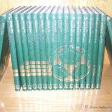 Coleccionismo deportivo: GRAN ENCICLOPEDIA DEL FUTBOL MUNDIAL 82. ESPAÑA 82. EDICION CONMEMORATIVA DEL MUNDIAL 82. OCEANO.. Lote 80395029