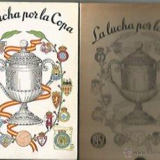 Coleccionismo deportivo: LA LUCHA POR LA COPA 1957. EDICIONES DEPORTIVAS DINAMICO. Lote 46929265