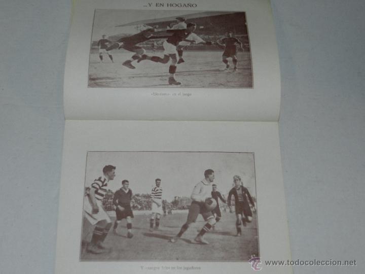 Coleccionismo deportivo: LIBRO - ALMANAQUE DE FOOT-BALL 1924 - 1925 , POR PUIG DE BACARDI, EDUARDO FELIU, MUY ILUSTRADO - Foto 4 - 47240326