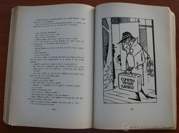 RIASE USTED DEL FUTBOL POR FIDELITO – MALAGA 1965 – PRODUCCION LITERARIO-DEPORTIVA - ANUNCIOS EPOCA (Coleccionismo Deportivo - Libros de Fútbol)