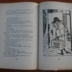 Coleccionismo deportivo: RIASE USTED DEL FUTBOL POR FIDELITO – MALAGA 1965 – PRODUCCION LITERARIO-DEPORTIVA - ANUNCIOS EPOCA. Lote 47393942