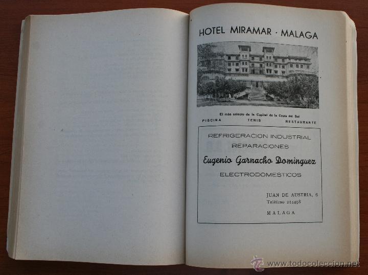 Coleccionismo deportivo: RIASE USTED DEL FUTBOL POR FIDELITO – MALAGA 1965 – PRODUCCION LITERARIO-DEPORTIVA - ANUNCIOS EPOCA - Foto 5 - 47393942