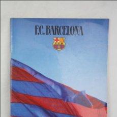 Coleccionismo deportivo: LIBRO / REVISTA DEL FC BARCELONA / FCB - BARÇA. FUNDADO EN 1899 - FÚTBOL - ED. CJC, AÑOS 80 . Lote 47582536