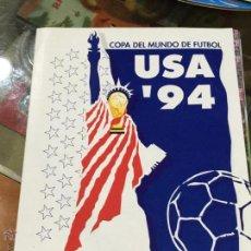 Coleccionismo deportivo: COLECCIONABLE. MUNDIAL USA 1994 94. LA VERDAD. COMPLETO (SIN PÓSTER). Lote 47888878