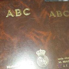 Coleccionismo deportivo: HISTORIA VIVA DEL REAL MADRID. (2 TOMOS) . Lote 48390991