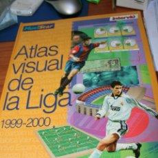 Coleccionismo deportivo: ATLAS DE LA LIGA 99-00 SIN ENCUADERNAR. Lote 48580866