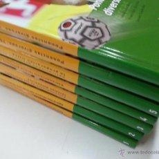 Coleccionismo deportivo: COLECCION PREPARACION FUTBOLISTICA-7 TOMOS-MC SPORTS-2247 37. Lote 48643373