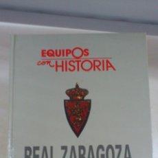 EQUIPOS CON HISTORIA REAL ZARAGOZA FUTBOL