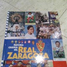 libro historia gráfica del Real Zaragoza