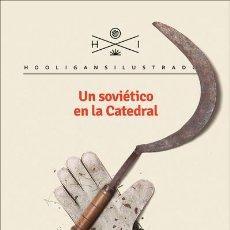 Coleccionismo deportivo: LIBRO ATHLETIC BILBAO UN SOVIETICO EN LA CATEDRAL EDUARDO RODRIGALVAREZ. Lote 48971559