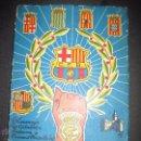 Coleccionismo deportivo: C.F BARCELONA- HOMENAJE DE CATALUÑA ANDORRA Y PIRINEOS A C.F. BARCELONA - JULIO 1960- (CD-1513). Lote 49129471