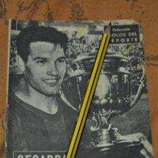 Coleccionismo deportivo: IDOLOS DEL DEPORTE. 1958. SEGARRA. BARSA. BARÇA. BARCELONA *. Lote 49210925