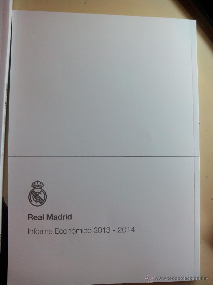 Coleccionismo deportivo: LOTE : LIBRO ALFREDO DI STÉFANO, HISTORIA DE UNA LEYENDA + INFORME ANUAL REAL MADRID 2015 - Foto 4 - 49406031
