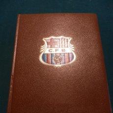 Coleccionismo deportivo: HISTORIA DEL C. DE F. BARCELONA - BARÇA, BARÇA, BARÇA - LA GRAN ENCICLOPEDIA VASCA 1971 - ILUSTRADO. Lote 49459161