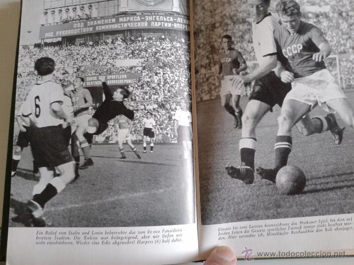 SPIELE DIE ICH NIE VERGESSE,,, FÚTBOL,,,FRITZ WALTER ,1955 (Coleccionismo Deportivo - Libros de Fútbol)