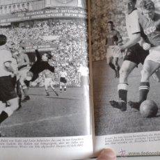 Coleccionismo deportivo: SPIELE DIE ICH NIE VERGESSE,,, FÚTBOL,,,FRITZ WALTER ,1955. Lote 50035782