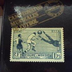 Coleccionismo deportivo: CAMPEONATOS MUNDIALES DE FUTBOL - LIBRO/CATALOGO TEMÁTICO - LUIS Mª LORENTE 1982,. Lote 51327533