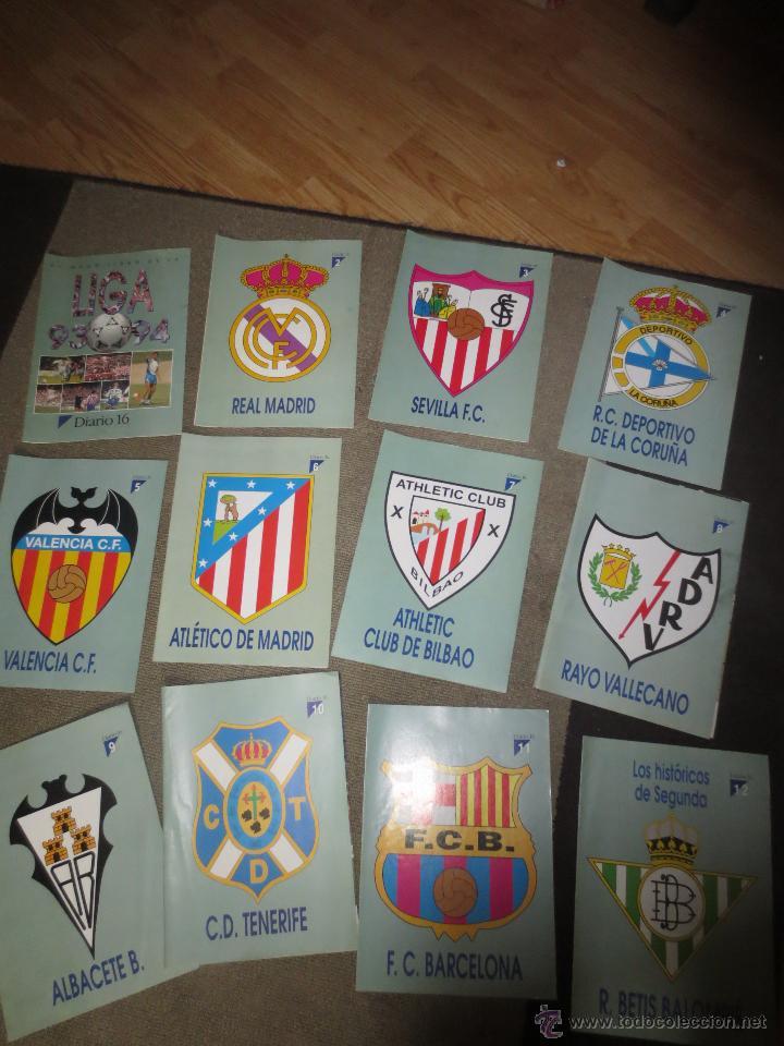 EL GRAN LIBRO DE LA LIGA 93 94. DIARIO 16. (Coleccionismo Deportivo - Libros de Fútbol)