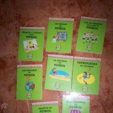 Coleccionismo deportivo: TODO LO QUE QUIERES SABER SOBRE FUTBOL. Lote 51831429
