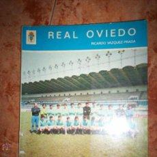 Coleccionismo deportivo: REAL OVIEDO. Lote 52130292