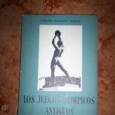 Coleccionismo deportivo: LOS JUEGOS OLIMPICOS ANTIGUOS. Lote 52130384