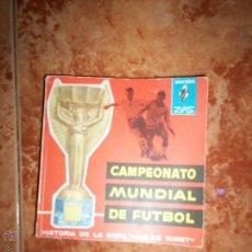 Coleccionismo deportivo: CAMPEONATO MUNDIAL DE FUTBOL. Lote 52130676