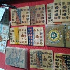 Coleccionismo deportivo: DINAMICOS/ ANUARIOS FUTBOL ESPAÑOL - LOTE COMPLETISIMO 20 AÑOS. Lote 52373576