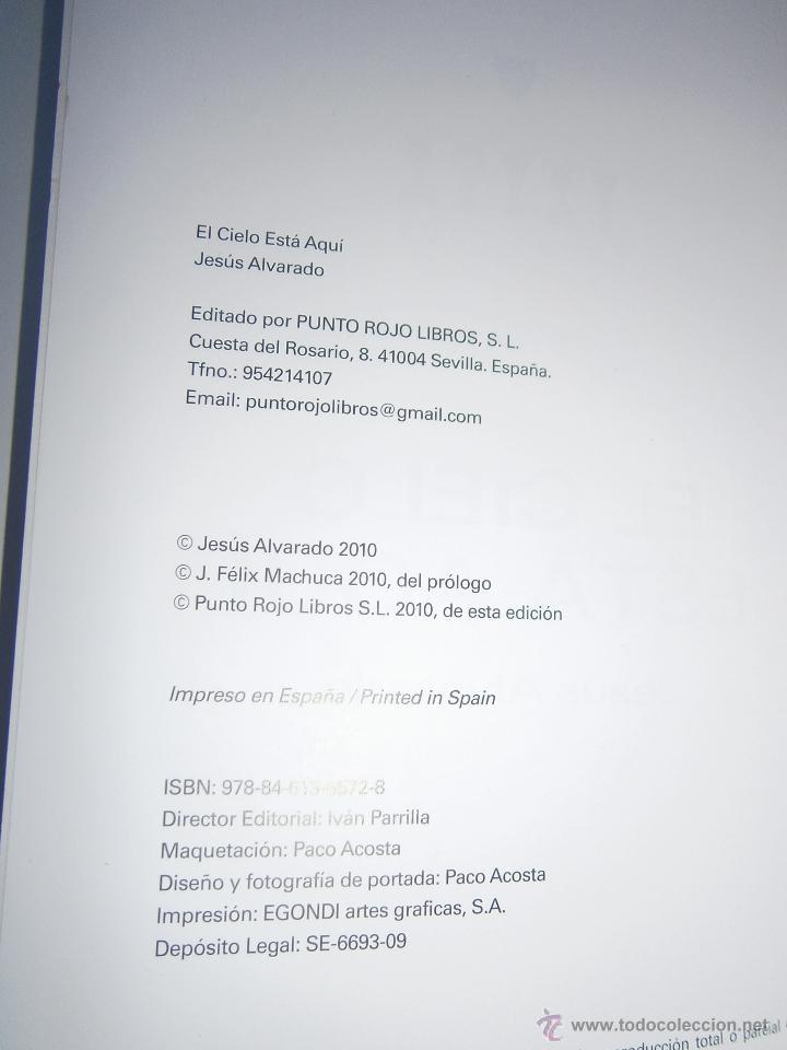 Coleccionismo deportivo: El cielo esta aqui 2005 2007 Jesus Alvarado Punto Rojo 2010 Sevillismo Sevilla FC - Foto 8 - 52490539