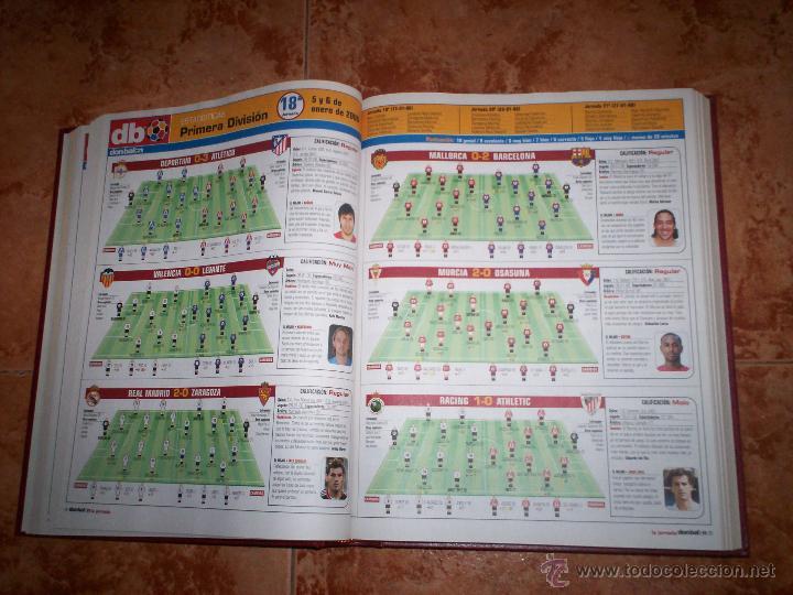 Coleccionismo deportivo: Don Balon Todo estadistica de estas 2 temporadas 03-04 y 07-08 - Foto 2 - 52625391