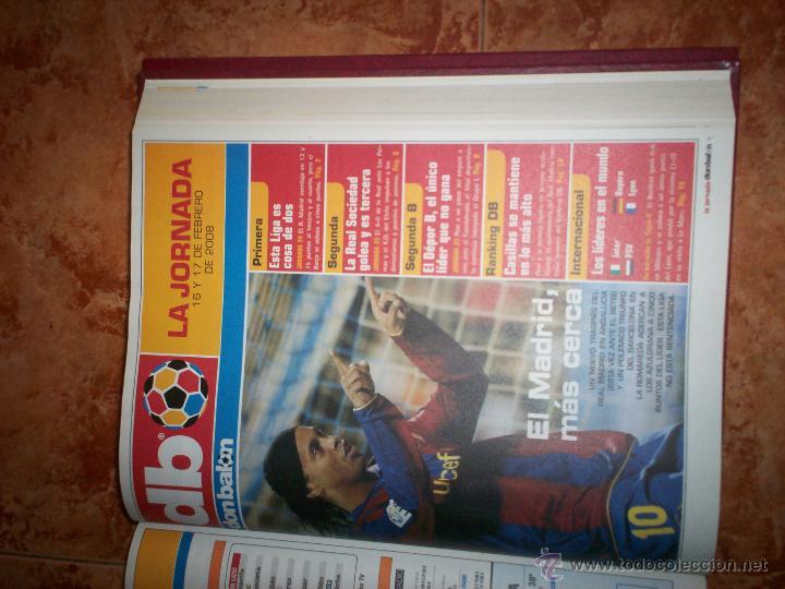 Coleccionismo deportivo: Don Balon Todo estadistica de estas 2 temporadas 03-04 y 07-08 - Foto 6 - 52625391