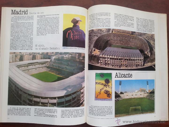 Coleccionismo deportivo: COPA DEL MUNDO DE FUTBOL ESPAÑA 1982 +LIBRO DE LAS ESTRELLAS MUNDAL DE FUTBOL 1998 - Foto 5 - 52909703