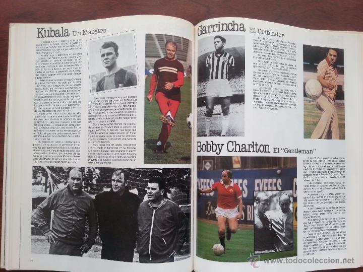 Coleccionismo deportivo: COPA DEL MUNDO DE FUTBOL ESPAÑA 1982 +LIBRO DE LAS ESTRELLAS MUNDAL DE FUTBOL 1998 - Foto 6 - 52909703