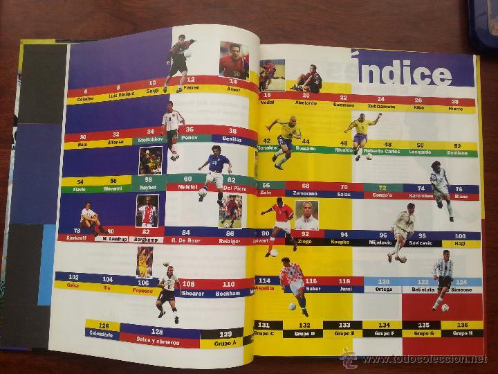 Coleccionismo deportivo: COPA DEL MUNDO DE FUTBOL ESPAÑA 1982 +LIBRO DE LAS ESTRELLAS MUNDAL DE FUTBOL 1998 - Foto 9 - 52909703