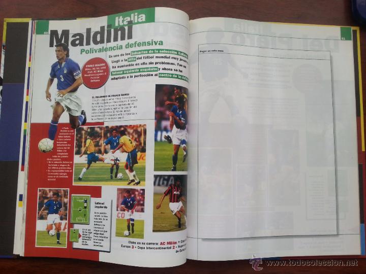 Coleccionismo deportivo: COPA DEL MUNDO DE FUTBOL ESPAÑA 1982 +LIBRO DE LAS ESTRELLAS MUNDAL DE FUTBOL 1998 - Foto 10 - 52909703
